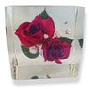 季節の花でつくる生花標本オブジェ【まもり花】[正方形]の写真