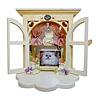 ペット用手元供養台 天使のおうち 【思い出】ゴージャスなミニ仏壇・多頭飼いの方にもの写真