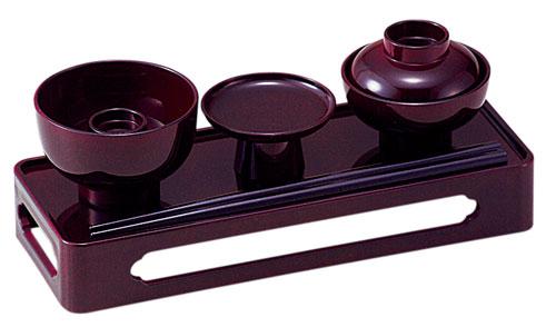 略式仏膳[タメ](サイズ2種類)の写真
