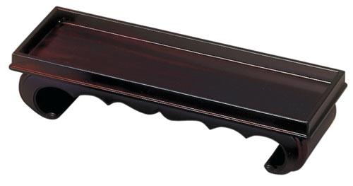 仏器膳[紫檀](サイズ3種類)の写真