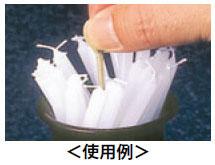 ローソク入れ+線香差し[黒]蒔絵蓮の写真