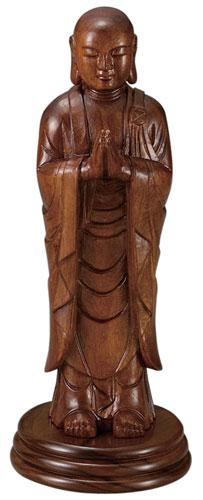 立体念珠掛け 地蔵菩薩の写真