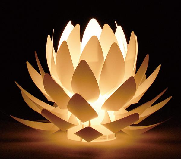 Origami-lite 蓮花 Lの写真