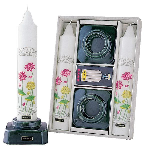 160番蓮花セットの写真