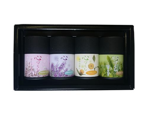 線香 心づくし 4種の香り入の写真