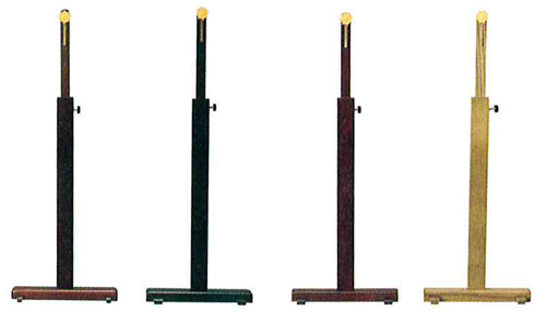 唐木伸縮スタンド掛軸【4色から選べます】(サイズ2種類)の写真