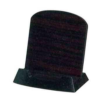 弥生座り見台[黒檀](サイズ4種類)の写真