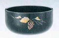リン 昴リンセット[ぶどう彫金入・紫紺色](サイズ3種類)の写真