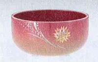 リン 昴リンセット[菊花火彫金入・杏色](サイズ3種類)の写真