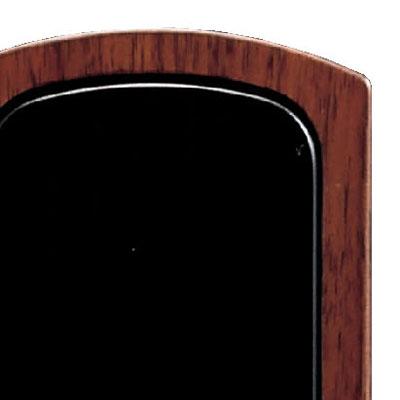 モダン位牌 葵[内黒檀](サイズ3種類)の写真