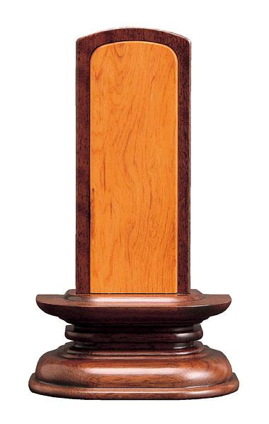 モダン位牌 橘[内屋久杉](サイズ3種類)の写真