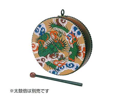 せん法太鼓(欅調)サイズは4種類の写真