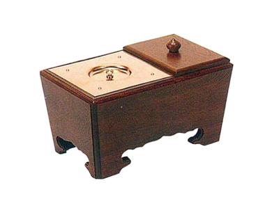 角香炉[栓](オトシ蓋付)サイズは5種類の写真
