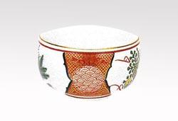 茶碗九谷焼[庄三2.8寸]の写真