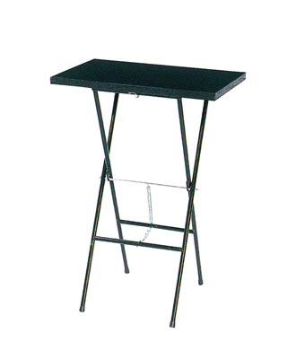 折畳置テーブルの写真