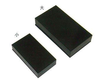 線香入れ箱【黒塗】(サイズは2種類)の写真
