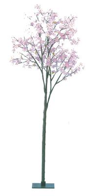 桜ツリー(下台付)の写真