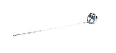 柄杓[真鍮ニッケルメッキ]の写真