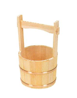 水行用手桶の写真