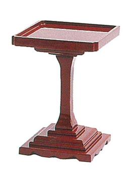 木製角高杯[朱塗]サイズは4種類(単位:1個)の写真
