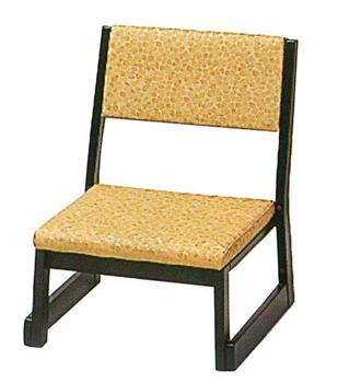 本堂用お詣り椅子[木製]サイズは3種類の写真