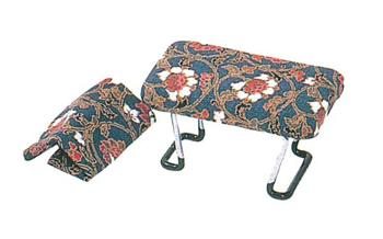 新らくらく椅子 小[専用袋付](赤・青又は茶)の写真