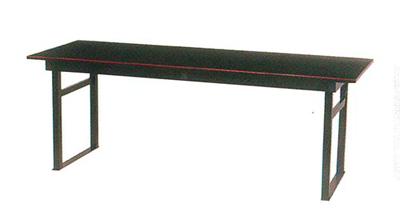 背高二月堂机[畳摺・前布付][折畳式]サイズは2種類の写真