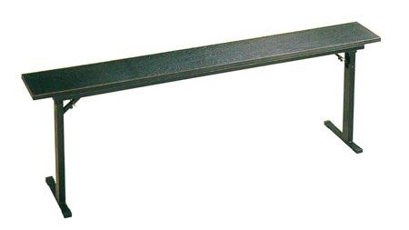 スチール製本堂お詣り机[黒塗面朱][折畳式]サイズは2種類の写真