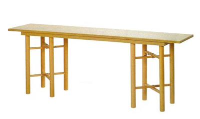 折畳式組立机[白木]の写真