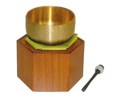 隠りん(おんりん)[倍付]彩金メッキ(サイズは2種類)の写真