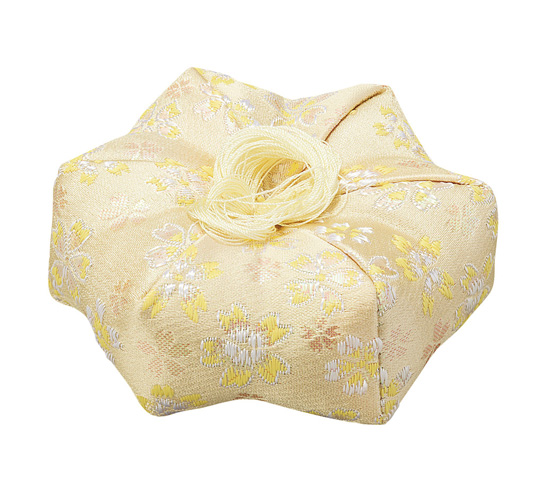 かのん六角布団【クリーム】(サイズは5種類)の写真
