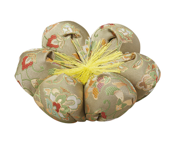 飛鳥花布団[花かずら]【利休】(サイズは5種類)の写真