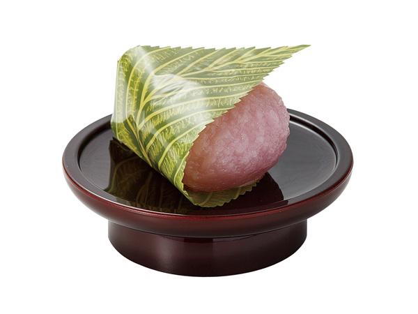 お供え菓子【さくら餅】※イミテーションの写真