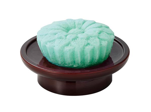 お供え菓子【らくがん(緑)】※イミテーションの写真