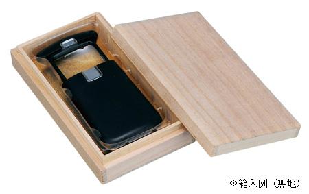蒔絵ポケットルーペLEDライト付【風神雷神】(木箱入り)の写真