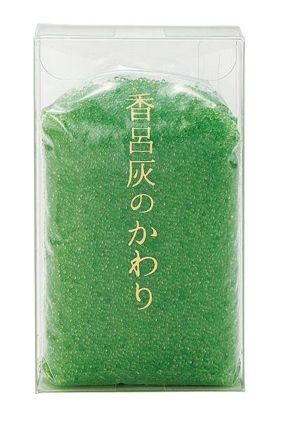 香炉灰のかわり[緑]の写真