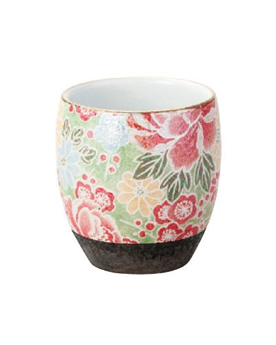 風舞花(ふぶか)茶湯器【有田焼】[四季友禅]の写真