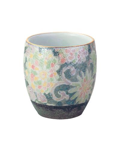 風舞花(ふぶか)茶湯器【有田焼】[色唐草]の写真