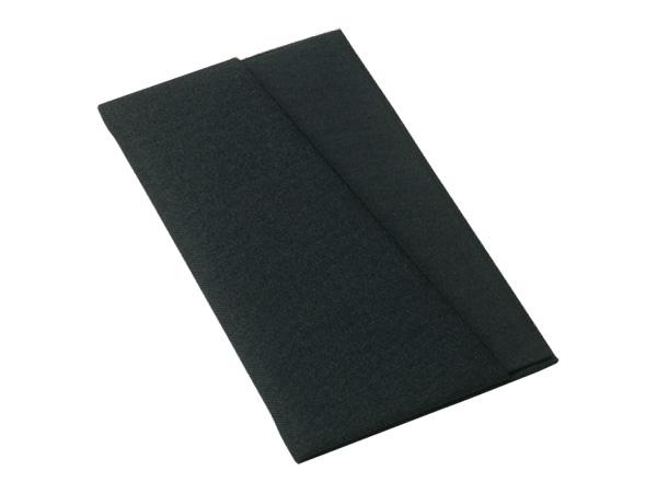男性用フォーマル 金封ふくさ[黒]の写真