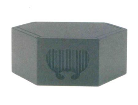 仏像台 六角箱台 黒壇または紫檀(サイズ3種類)の写真