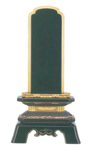 位牌 純面粉 角切葵 〈国産〉(サイズ7種類)の写真