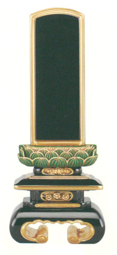 位牌 純面粉 上京中台 巻足(サイズ7種類)の写真