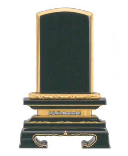 位牌 純面粉 巾広 蓮付春日楼門〈国産〉(サイズ8種類)の写真